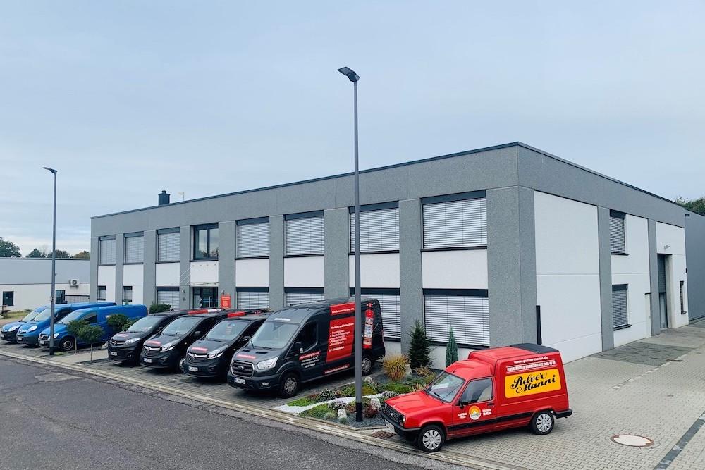 Firmengebaeude Hahnenberg Service GmbH